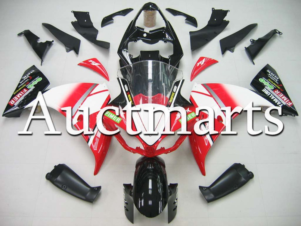 For Yamaha YZF 1000 R1 2009 2010 2011 2012 YZF1000R inject ABS Plastic motorcycle Fairing Kit YZFR1 09 10 11 12 YZF1000R1 CB19