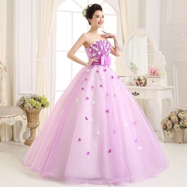 2017 fios de cores multicolour roupas de design longo traje sopro saia feminina Vestidos Quinceanera