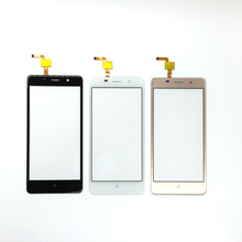 For BQ BQS 5022 BQS 5022 bond Sensor touch Smartphone Touch Panel Glass Touchscreen Replacement with 3m sticker