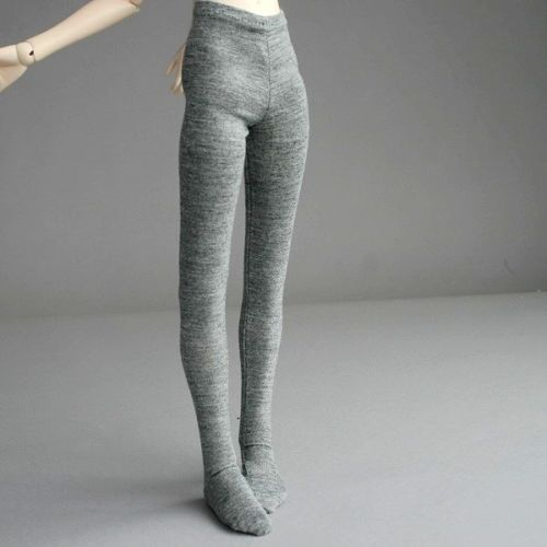[wamami] 10# Grey Pants/Stockings/Clothes MSD DZ DOD AOD LUTS 1/4 BJD Dollfie lovely animal pajamas animal outfit for bjd doll 1 6 yosd super dollfie luts dod as dz doll clothes al4