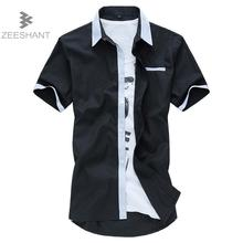 Popular Men's Short Sleeve Button Down Shirts-Buy Cheap Men's ...