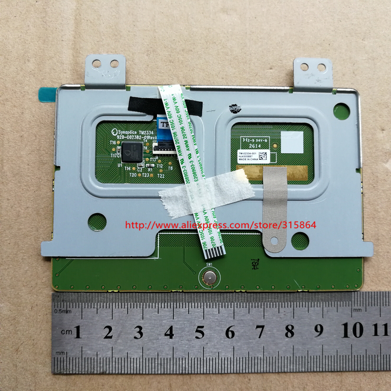 New laptop  Touchpad w/Cable For Lenovo ideapad U430 U430P