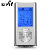KIFIT Excellent 8 Modes Mini Digital Back Pain Relief System massager For Muscle and Joint Aches Health Care Massage Tool