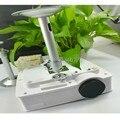 Nueva Llegada de Techo de Pared LCD DLP Mini Proyector de 360 Grados Que Giran el Soporte Divisor Sostenedor Del Montaje