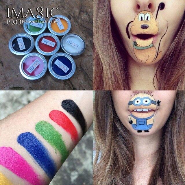 Aliexpress.com : Buy IMAGIC Face Paint body painting color Makeup ...