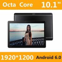 2017 New 10 Inch Octa Core 3G Tablet 4GB RAM 32GB ROM 1920 1200 Dual Cameras