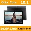 2017 Nova 10 polegada Octa Núcleo 3G Tablet 4 GB de RAM 32 GB ROM 1920*1200 Dual Câmeras Android 6.0 Tablet de 10.1 polegada Frete Grátis