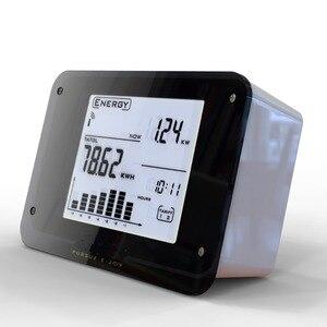 Image 3 - Gusuo 무선 전기 모니터 과잉 플러스 에너지 절약 모니터 적외선 가열 시스템 용 에너지 분석기 미터 절약