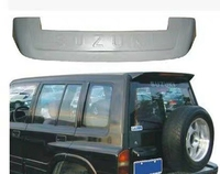 For Suzuki Vitara 2001 2005 spoiler High Quality ABS Plastic Material Unpainted Primer Color Rear Boot Trunk Wing Spoiler