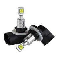 NICECNC ATV/UTV 80W Bombillas de faros LED lámpara para Polaris Ranger 400, 500, 570, 700 de 800 EV RZR 570 800 ACE 570 navaja de afeitar