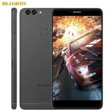 """4g bluboo dual rom 16 gb ram 2 gb dual hinten kameras Fingerprint Identification 5,5 """"Android 6.0 MTK6737T Quad-Core bis zu 1.5GH"""