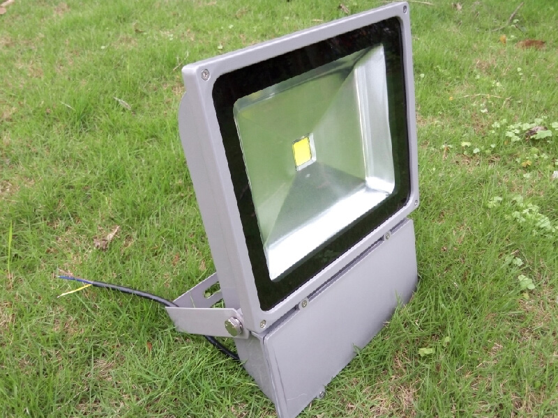 100W 80W 70W LED Flood Lights 85-265V Outdoor Waterproof Wall Lighting Floodlights Exterior Project Landscape Lamp 4pcs/lot DHL 6w 1 new product 2pcs lot ac 85 265v outdoor stone wall lighting led lamp hot sale led waterproof outdoor wall lamp