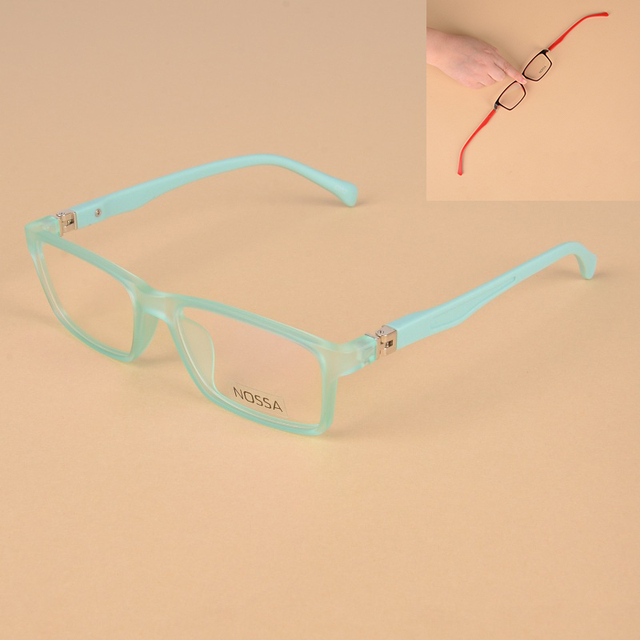 25b4672b21 New Fashion Boys And Girls TR90 Ultralight Glasses Frame Child Cool Optical  Frames Kids Myopia Eyeglasses