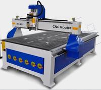 1325 CNC Engraving Machine With Vacuum System 6kw Air Cooling Spindle