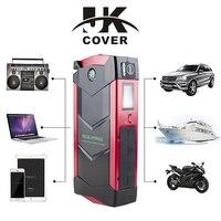 JKCOVER 12V Car Jump Starter 18000mAh Start Device Car Portable Starter Battery 600A Peak Current Booster