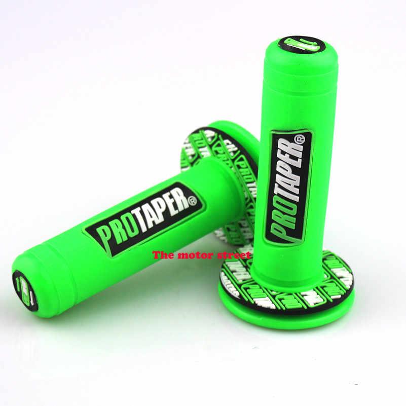 Color : Army Green Anhuidsb Motorrad Protaper Griffe Motocross Grip Lenker Dirt Pit Bike 7//8
