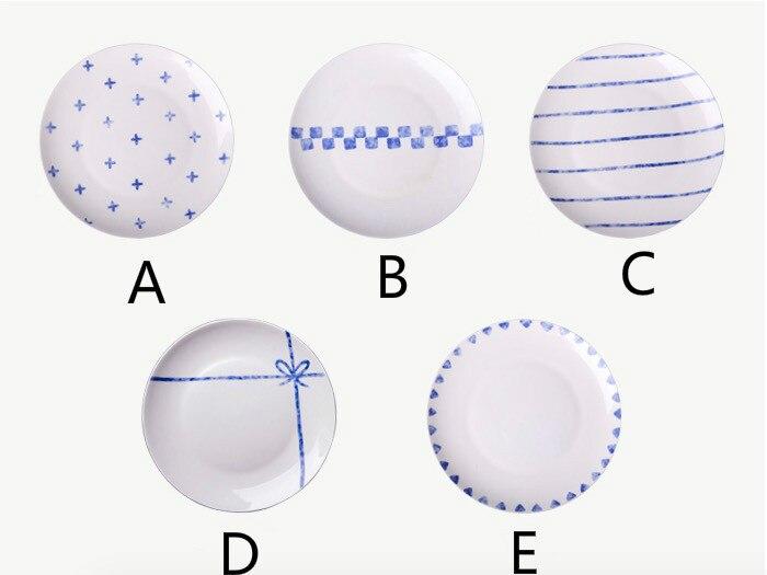 Popular Round Shaped Ceramic Bone China PlatesBuy Cheap Round