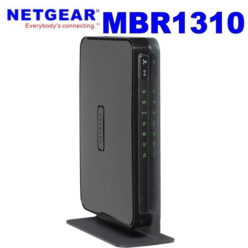 Nuovo Originale Sbloccato Netgear MBR1310 DC-HSPA 42 Mbps A Banda Larga Mobile 3G Wifi RouterNuovo Originale Sbloccato Netgear MBR1310 DC-HSPA 42 Mbps A Banda Larga Mobile 3G Wifi Router