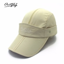 Outfly can accommodate dual - use empty cap summer solid color multi - functional  caps sun hat sun hat cap
