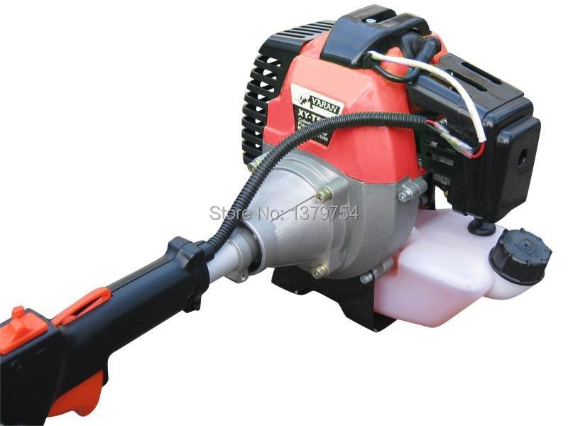 Desbrozadora a gasolina de alta resistencia 2 en 1 de 52cc, - Herramientas de jardín - foto 6