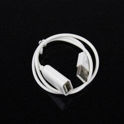 USB 2.0 rozszerzenie męskie i żeńskie dane 50cm 1M Extender Charge dodatkowy kabel do iPhone 4 5 6 Plus do Samsung S6 Note4 w Kable do przesyłu danych od Elektronika użytkowa na