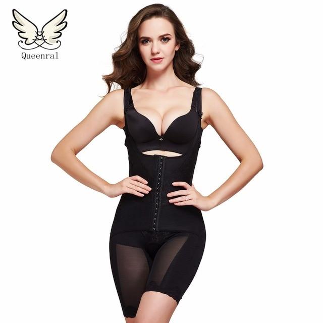 Slimming Underwear Shapewear bodysuit Women Lingerie Waist Trainer Body Shaper Corrective Underwear Magnet Loss Weight  corset