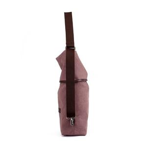 Image 3 - KVKY mochila de lona para mujer, estilo pijo morral escolar, de viaje, informal, 2020