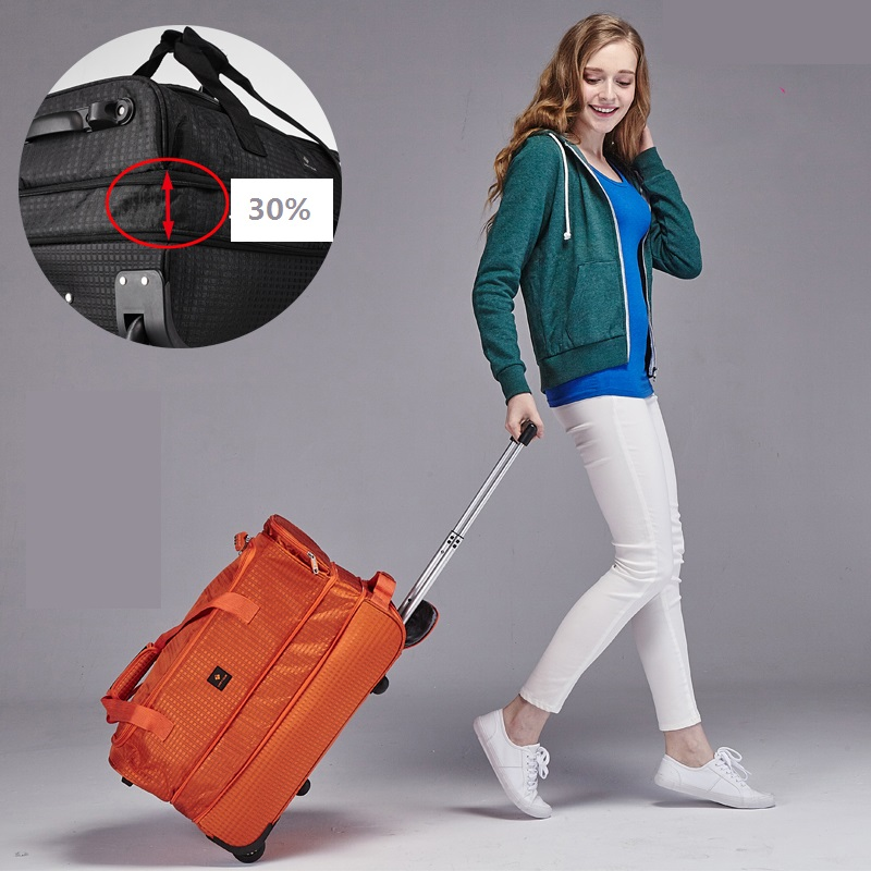Fashion-18-20-22-inch-Extensible-Backpack-Travel-Bag-Casters-Trolley-Carry-On-Wheels-Women-Waterproof (2)