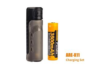 Image 1 - Fenix ARE X11 CHARGING KIT Charing Kit Smart Battery Charger 5V USB Output Intelligent Battery ARB L18 3500