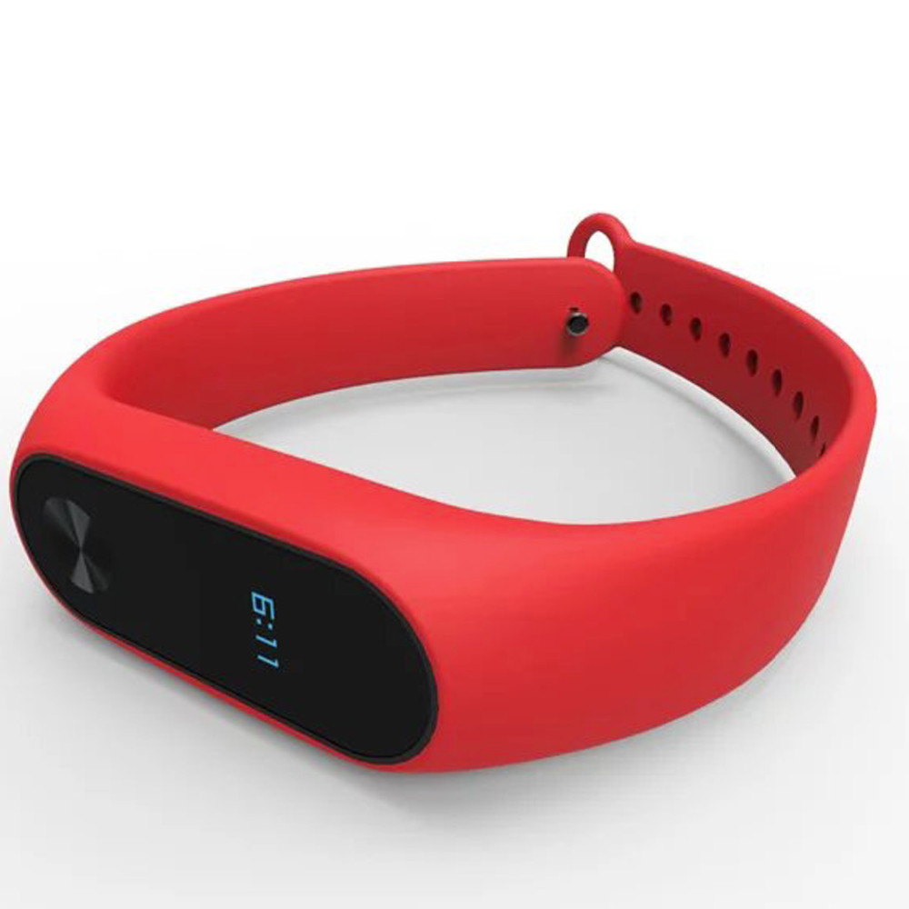Xiaomi Mi Band 2 Fit Replacement Smart MI Band 2 Touchpad Screen Heart Rate Monitor Pedometer Wristband IP67 FitnessTracker 42