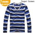 Горячая Продажи Розничная мужской свитер V-образный Вырез свитера, повседневная свитер. бесплатная доставка! 79