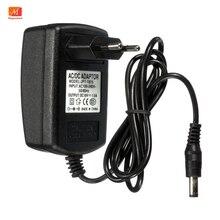 18 ボルト 1.5A AC 100 240 ボルトに 18 ボルト 1500mA アダプタスイッチング電源充電器 DC 5.5 × 2.5/2.1 ミリメートルジャック