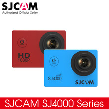 Original SJCAM SJ4000 Series 1080P HD 2.0″ SJ4000 & SJ4000 WIFI Action Camera Waterproof Camera Sport DV