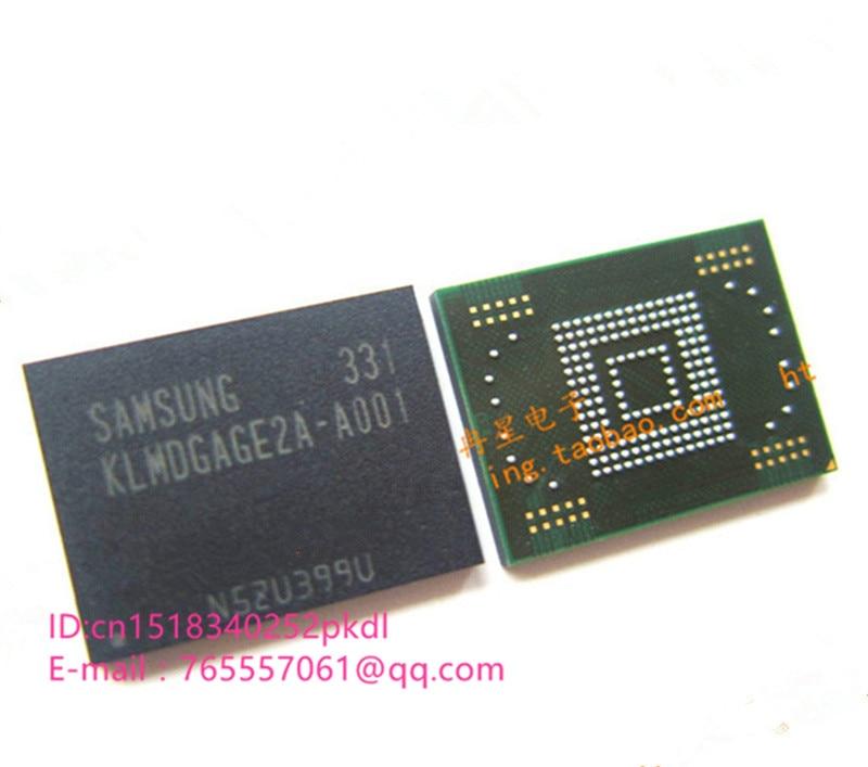 (1PCS) (2PCS) (5PCS) (10PCS)  100% new original    KLMDGAGE2A-A001   BGA   128G  Memory chip   KLMDGAGE2A A001 1pcs 2pcs 5pcs 10pcs 100% new original klmbg4webc b031 bga emmc 32gb memory chip klmbg4webc b031