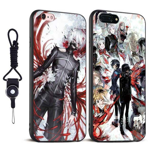 Tokyo Ghoul Phone Cases Shell Cover For Apple iPhone