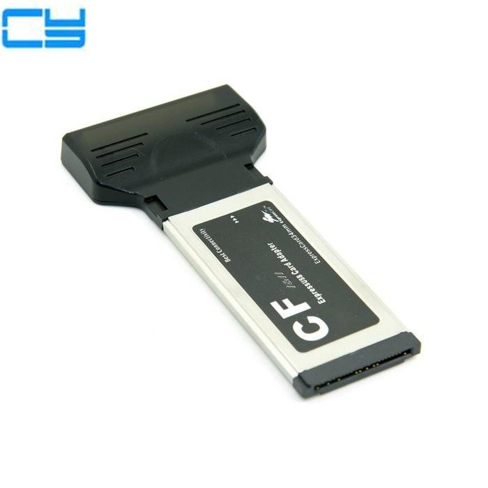 Compact Flash CF Expresscard Express Card Laptop Notebook 34mm Port Adapter Support UMDA 6