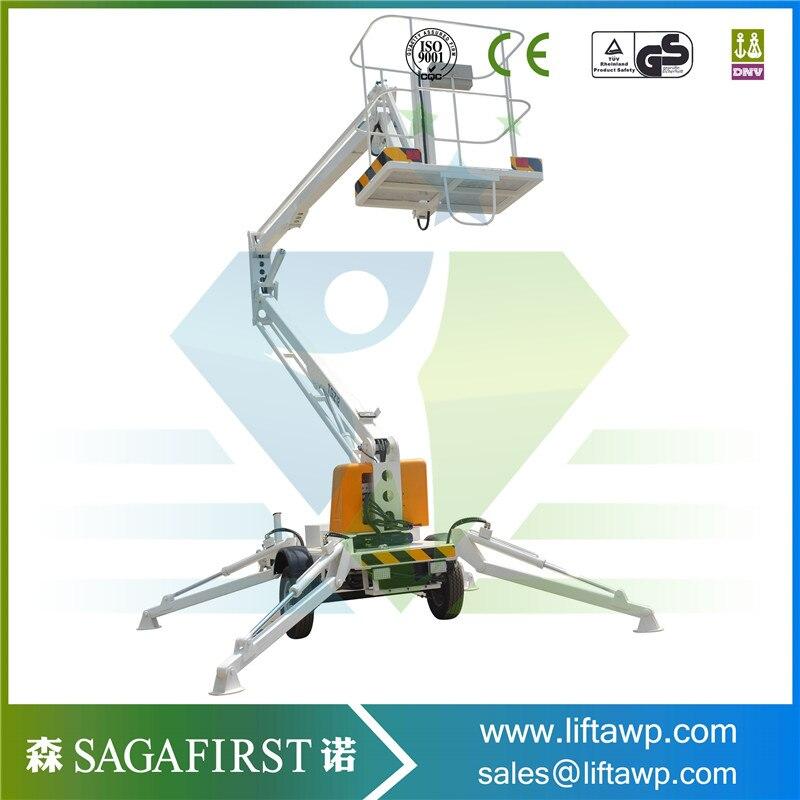 US $9100 0 |360 degree Rotation Horizontal Reach Diesel Articulating Boom  Lift Scissor Lift Table Wheelchair Lift on Aliexpress com | Alibaba Group