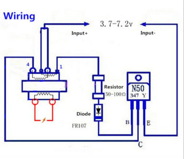 Ignition Coil Booster Wiring Diagram Detailed Diagramrh1615gospelworkshopkirchzartende: Thunderbolt Ignition Wiring Diagram At Gmaili.net