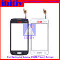 "high quality 4.3"" For Samsung Galaxy Star 2 Plus SM-G350E G350E Touch Screen Digitizer Sensor Front Glass Lens Free shipping"