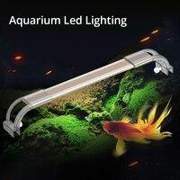NICREW ADP аквариумное светодиодное освещение для аквариума Chihiros 7500K ультра тонкий алюминиевый легкий сплав для аквариума лампа для аквариума
