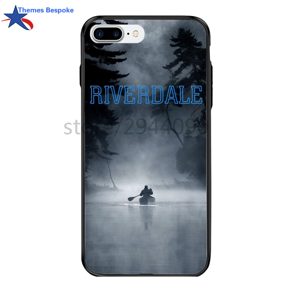 Riverdale Cover For Iphone 8 Plus Ultra thin Protect For