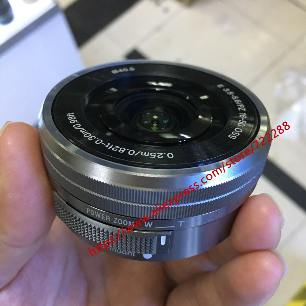 Genuine Used SEL 16 50mm F 3 5 5 6 PZ OSS Lens SELP1650 16 50