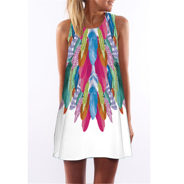 Summer ALine Beach Dress...