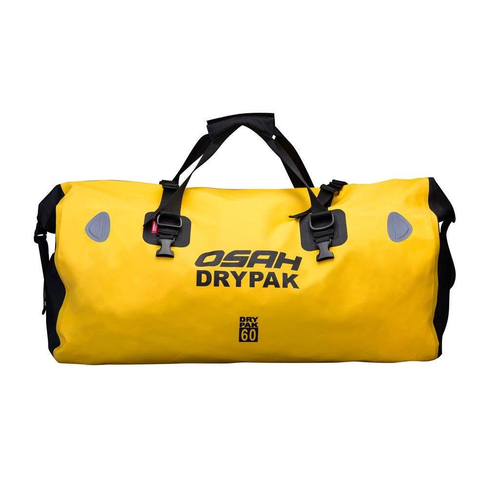 Sac étanche moto sac étanche sac de natation Rafting kayak rivière Trekking flottant sac résistant à l'eau 25/40/60L