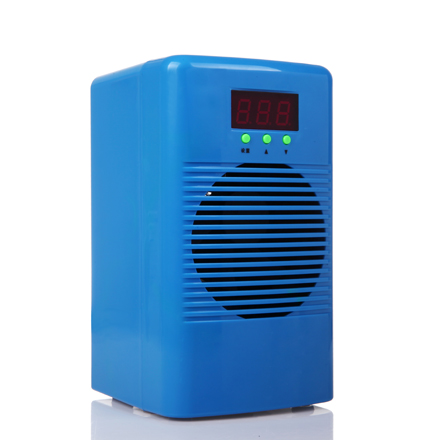 Elektron wasser kühler & wärmer chiller für weniger als 30L aquarium korallen riff garnelen wasser pflanzen quallen - 3