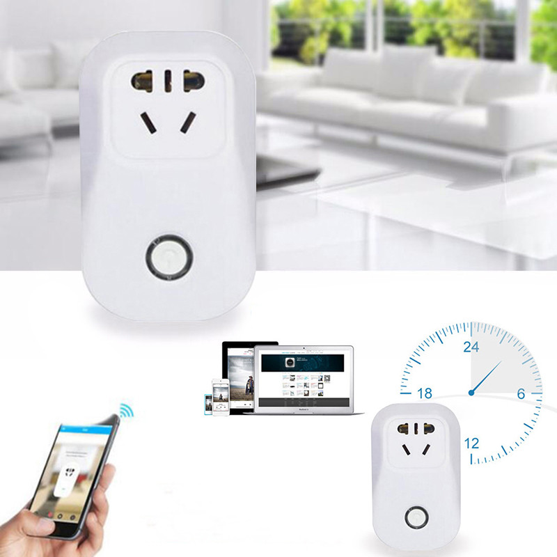 Centechia Mini Smart Wireless Remote Control Socket Power Supply Plug Wifi Plug+Timer+Extender Home Appliance Automation AU Plug wireless remote control power socket smart rf socket control power for home appliance compatible with g90b wifi gsm sms alarm page 7