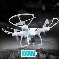 KY101S RC Drone Drones with Camera HD FPV Quadcopter Wifi Dron Altitude Hold One Key Return Landing Off Headless Quadcopter Dron