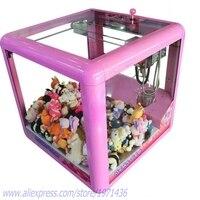 Мини аркада машины игрушки краны коготь машина в торговых центрах