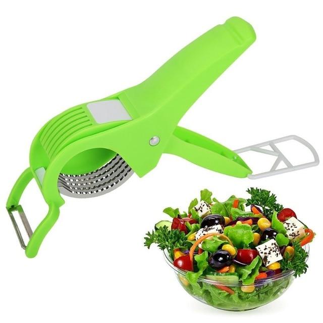 Multilayer Blade Salad Maker