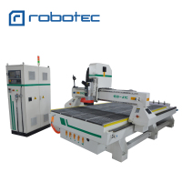 ATC Cnc Router 1325C For Wooden Doors Design Making Machine Hot Sale